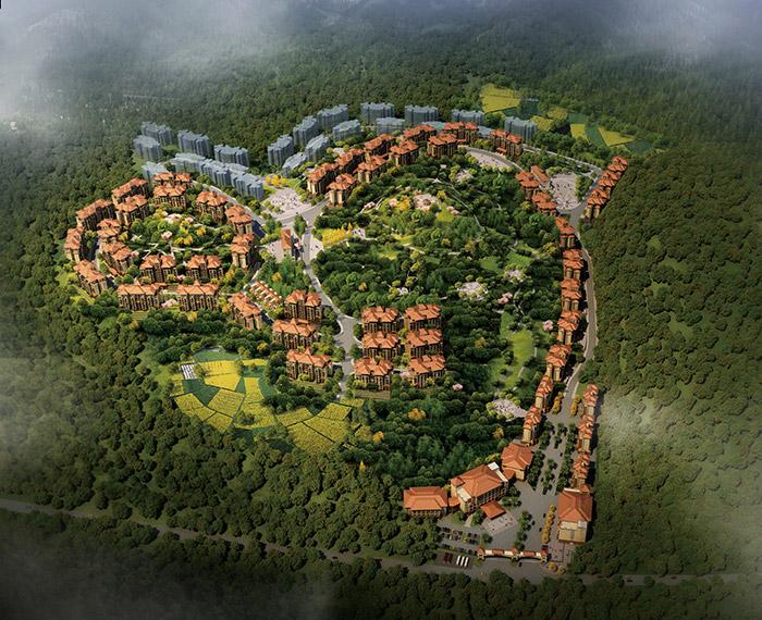 国梁-清水云端花园